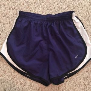 Nike Dry Fit Running/Workout shorts
